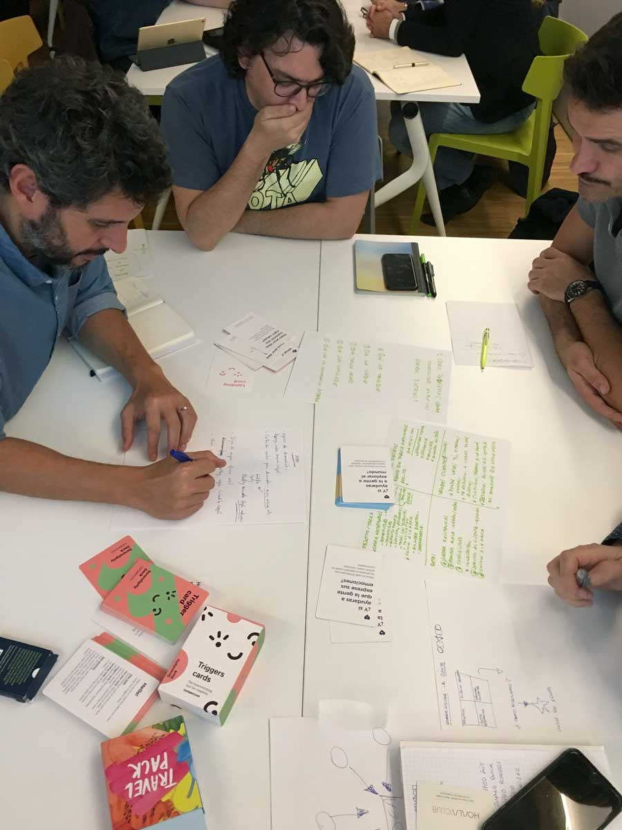 Copy of Ideation session for teams