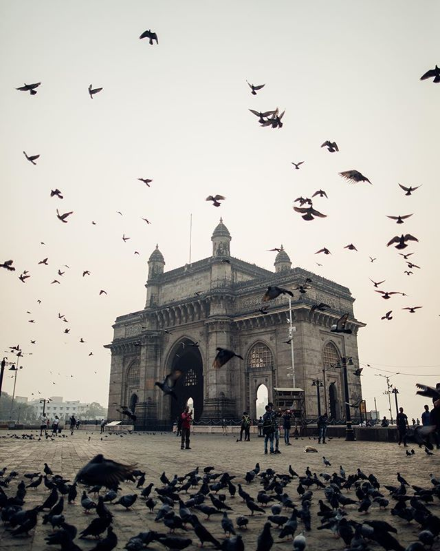 'The Gateway to India' - Mumbai was one of the most memorable places I've ever been to. The people were welcoming and the culture was rich. A place that left me yearning to see more. While I was there I was lucky enough to be a part of a special project with some truly special people. In a team effort and collaboration with @aircanada we were able to leave something lasting behind. Link in my bio to see the full vid.