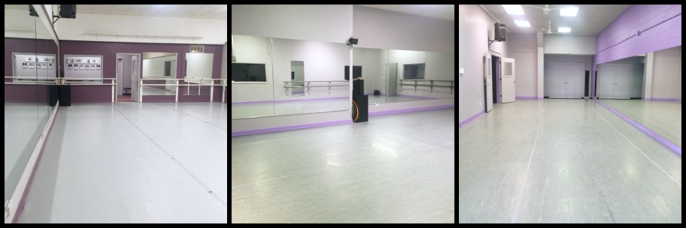 Integrity has three dance studios.