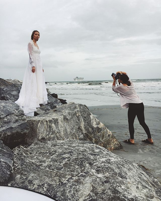 Behind the scenes of a vintage beach bridal shoot. 📸⠀⠀⠀⠀⠀⠀⠀⠀⠀ ⠀⠀⠀⠀⠀⠀⠀⠀⠀ Although, I do love all my gidgets and gadgets, I've found that over the years, I'm not a fan of gear that doesn't  allow me the ability to move freely. 🌾⠀⠀⠀⠀⠀⠀⠀⠀⠀ ⠀⠀⠀⠀⠀⠀⠀⠀⠀ For me, using available light, a simple one light set up or just using a reflector, allows me the freedom to go with the flow, especially on location!🌊⠀⠀⠀⠀⠀⠀⠀⠀⠀ ⠀⠀⠀⠀⠀⠀⠀⠀⠀ What is your go to gear for location shoots? ⠀⠀⠀⠀⠀⠀⠀⠀⠀ ⠀⠀⠀⠀⠀⠀⠀⠀⠀ Mine is my sigma 35mm art lens 1.4, a prism, and a reflector/diffuser in one.⠀⠀⠀⠀⠀⠀⠀⠀⠀ ⠀⠀⠀⠀⠀⠀⠀⠀⠀ 💗💗💗