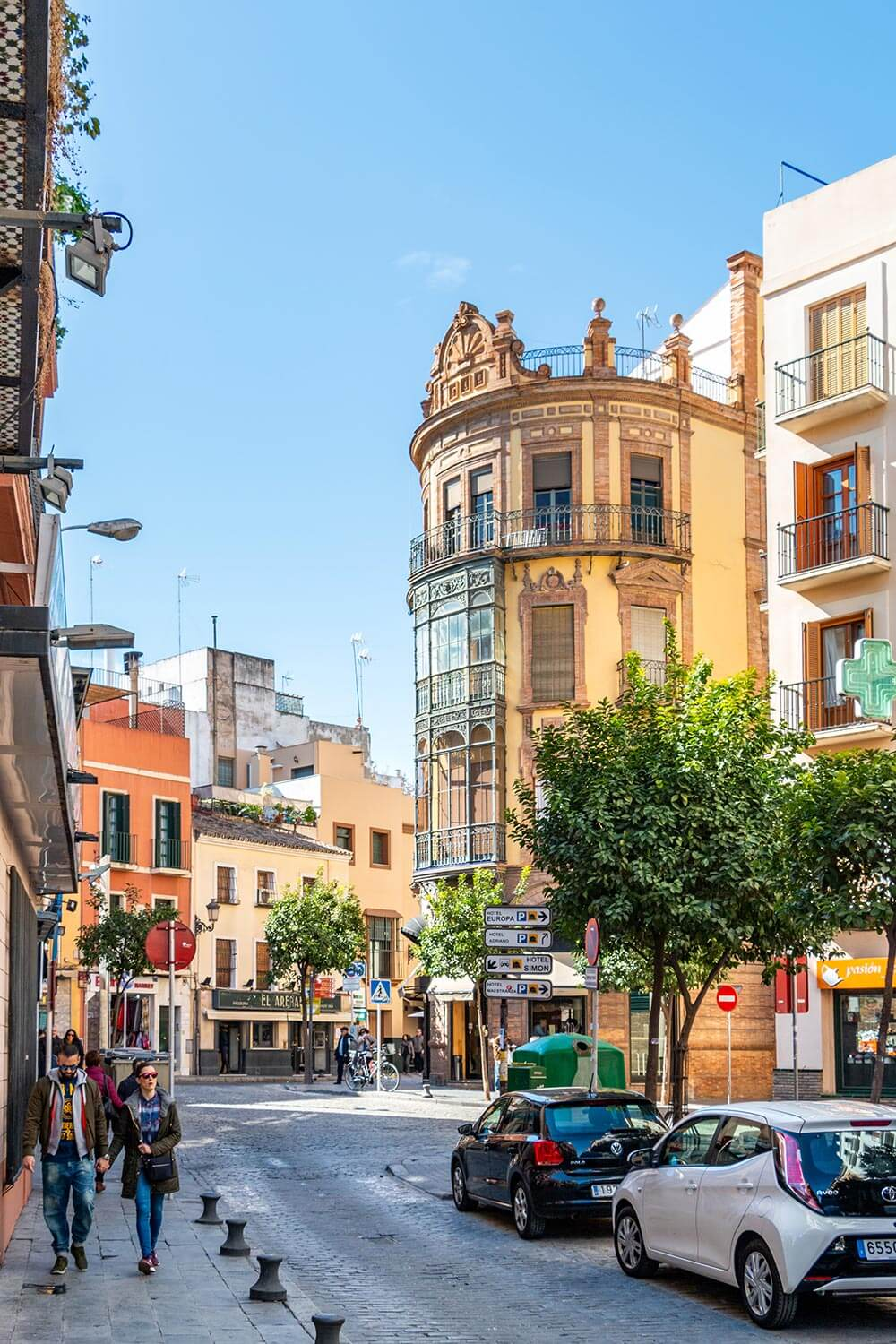 Stunning Architecture in Seville