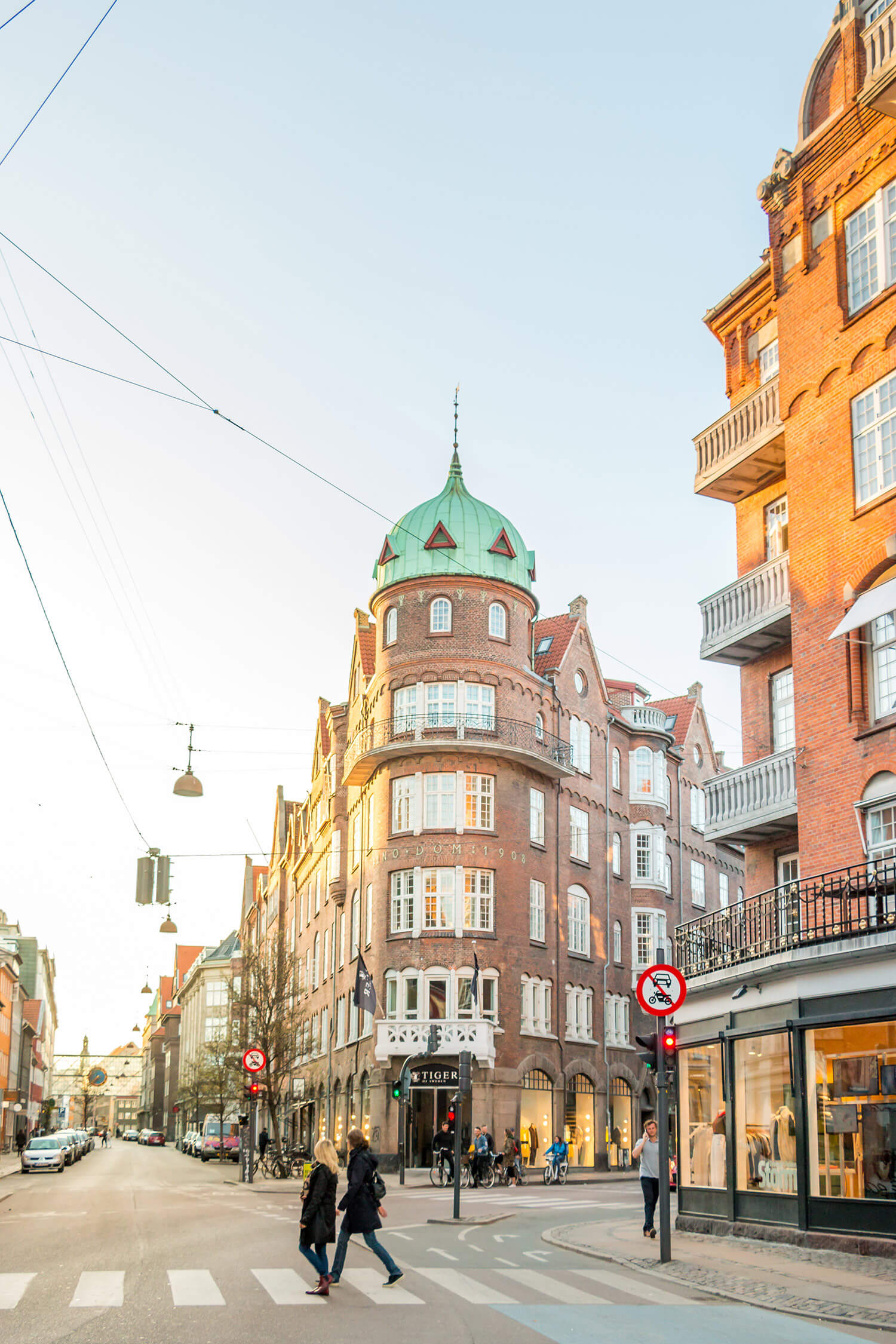 Chasing light in Copenhagen
