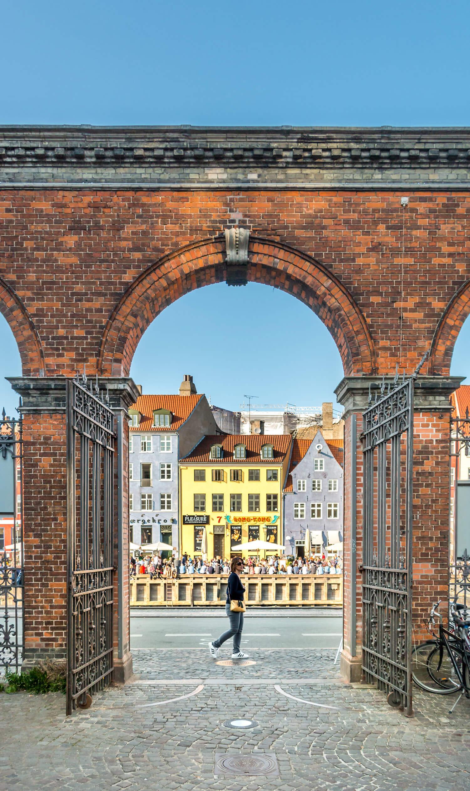 Nyhavn from Charlottenborg