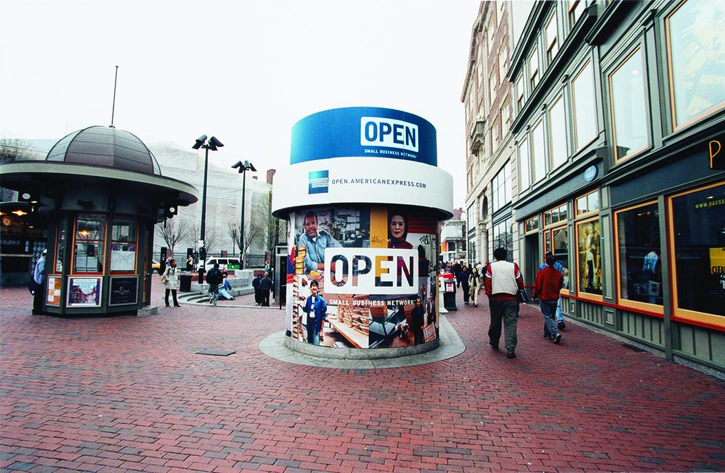 OPEN introduced in Harvard Square, Boston