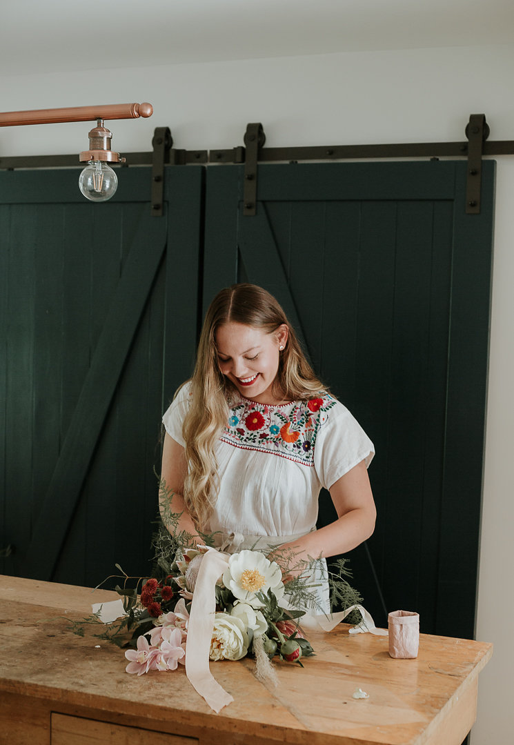 - Our storyMy name is Natalia Solis Vermette and I am the owner and Creative Director of Ingrid Rose Floral Artistry. My flower journey began on a beautiful September day, wandering the streets of Paris in search of the perfect blooms for a bouquet. Suffice to say, this now coined,