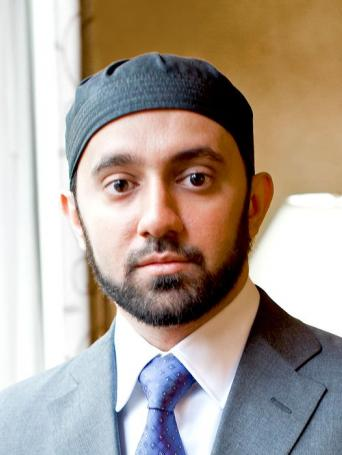 Imam Khalid Latif   Executive Director and Chaplain for the Islamic Center at New York University, Chaplain for NYPD