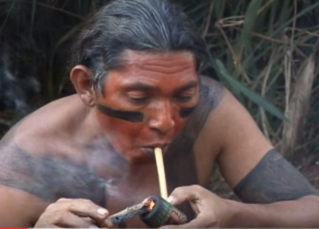 Towê, my long lost elder brother, of the Tapuya Fulni-ô of Pernambuco, Brazil