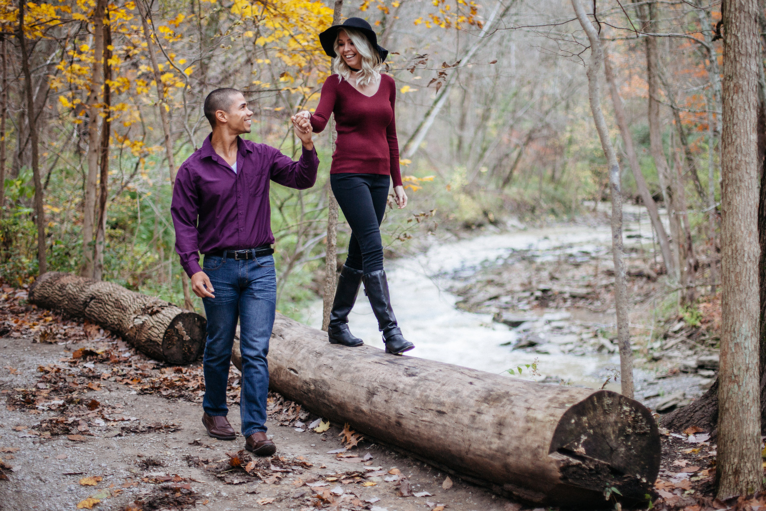 Engagement Session - $200 - 2 hour session, up to two locations, online gallery of 20-25 high resolution photos