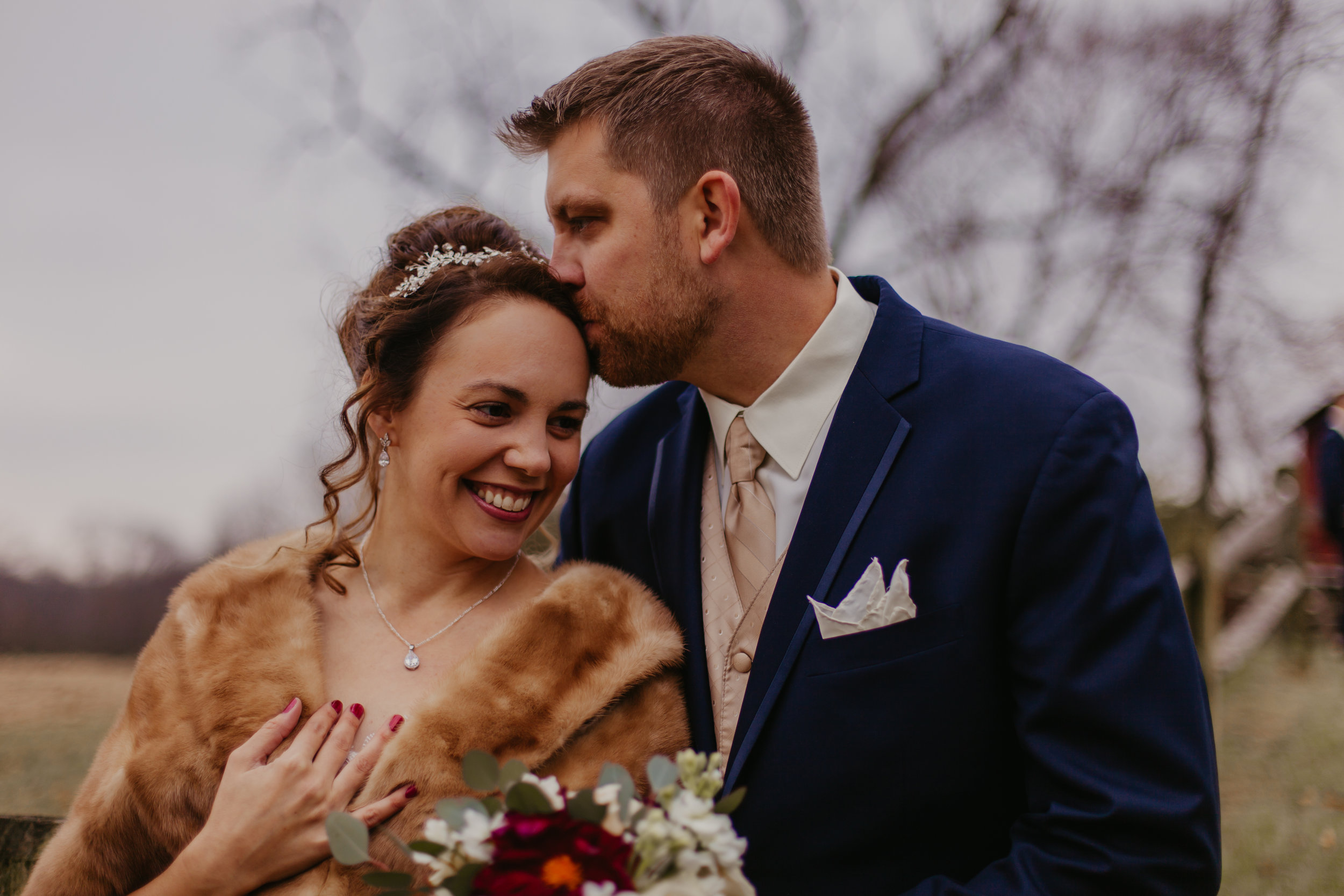 "Whitney + Morgan - ""If you're looking for a friendly, skilled, passionate photographer that goes out of her way to make everyone feel comfortable and caption the emotion of the moment, I can't recommend Victoria highly enough. We're blown away by the stunning engagement photos and wedding album (seriously, I can't stop staring at them)."""