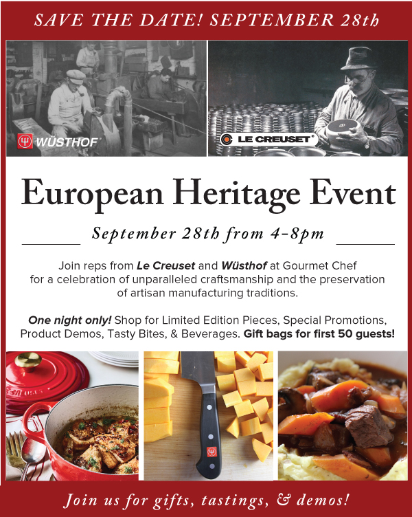 European Heritage Event