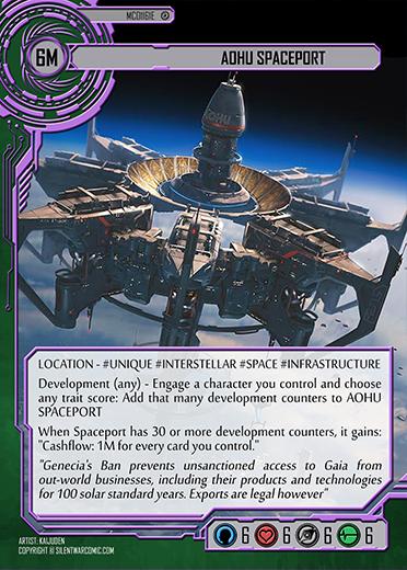 Aohu Spaceport