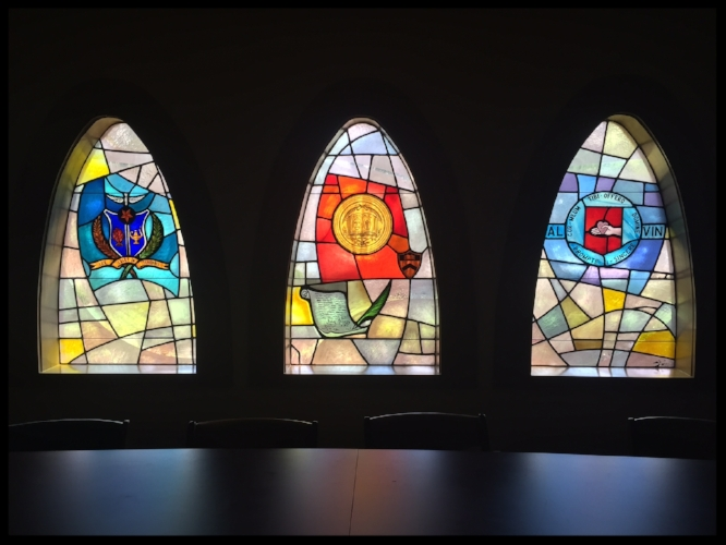 The Chancel Room Window