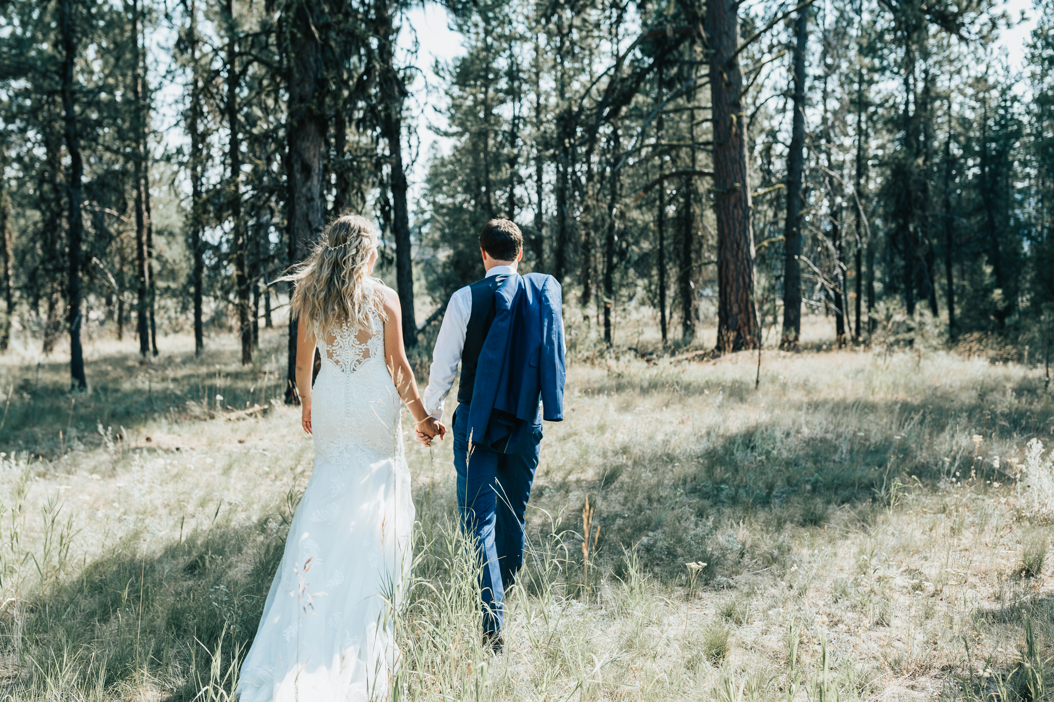 McCall Idaho Bride
