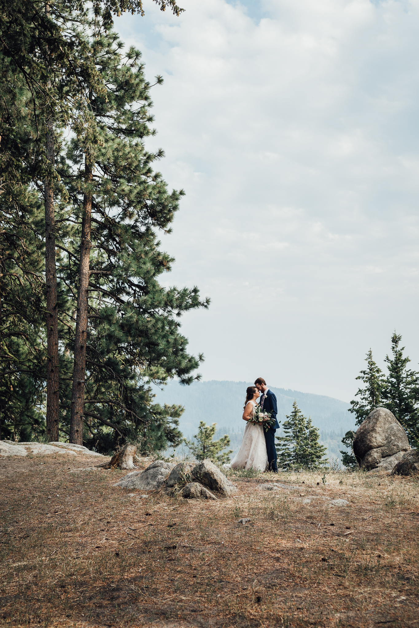 Boise National Forest Elopement