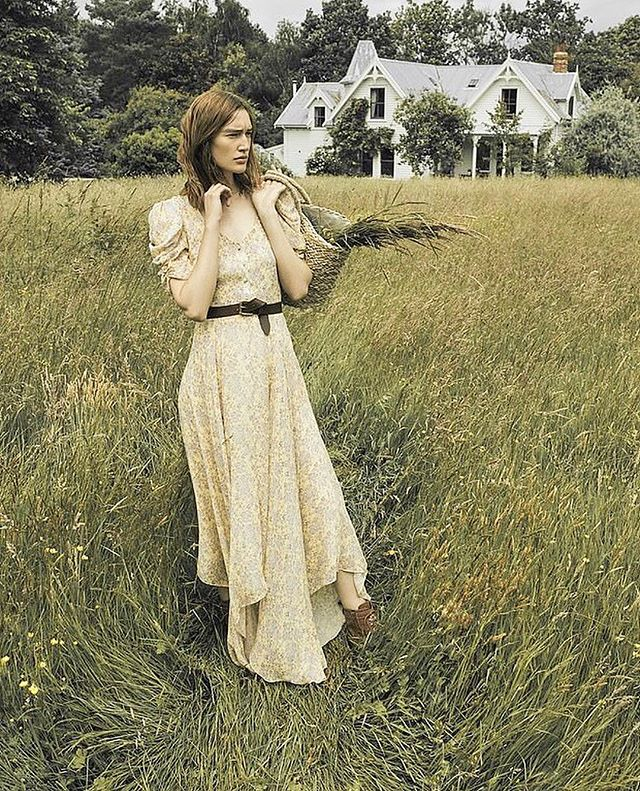 Amazing shoot with #you magazine  #prairie#shootlocation #americanstyle #weatherboard#filmlocation#wildgarden#meadow