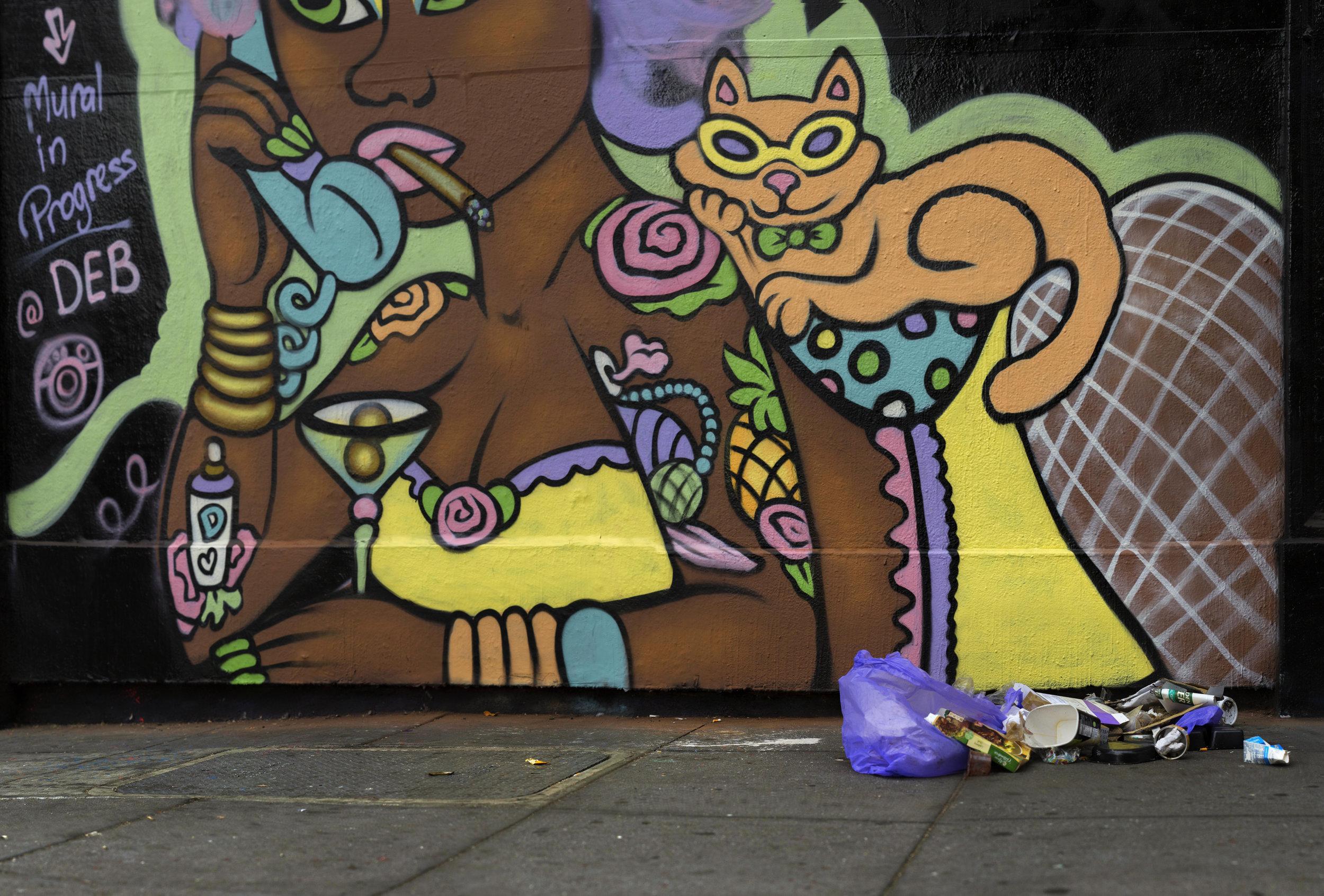 purplewallpurple bag_carlycram