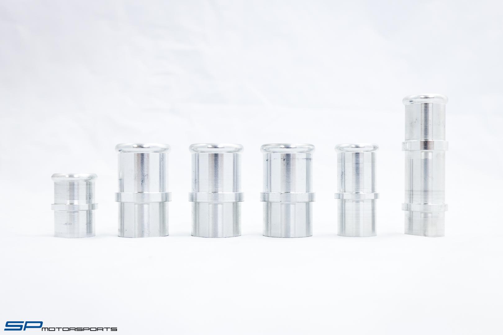 BBi Autosport Billet Aluminum Coolant Pipe Kit