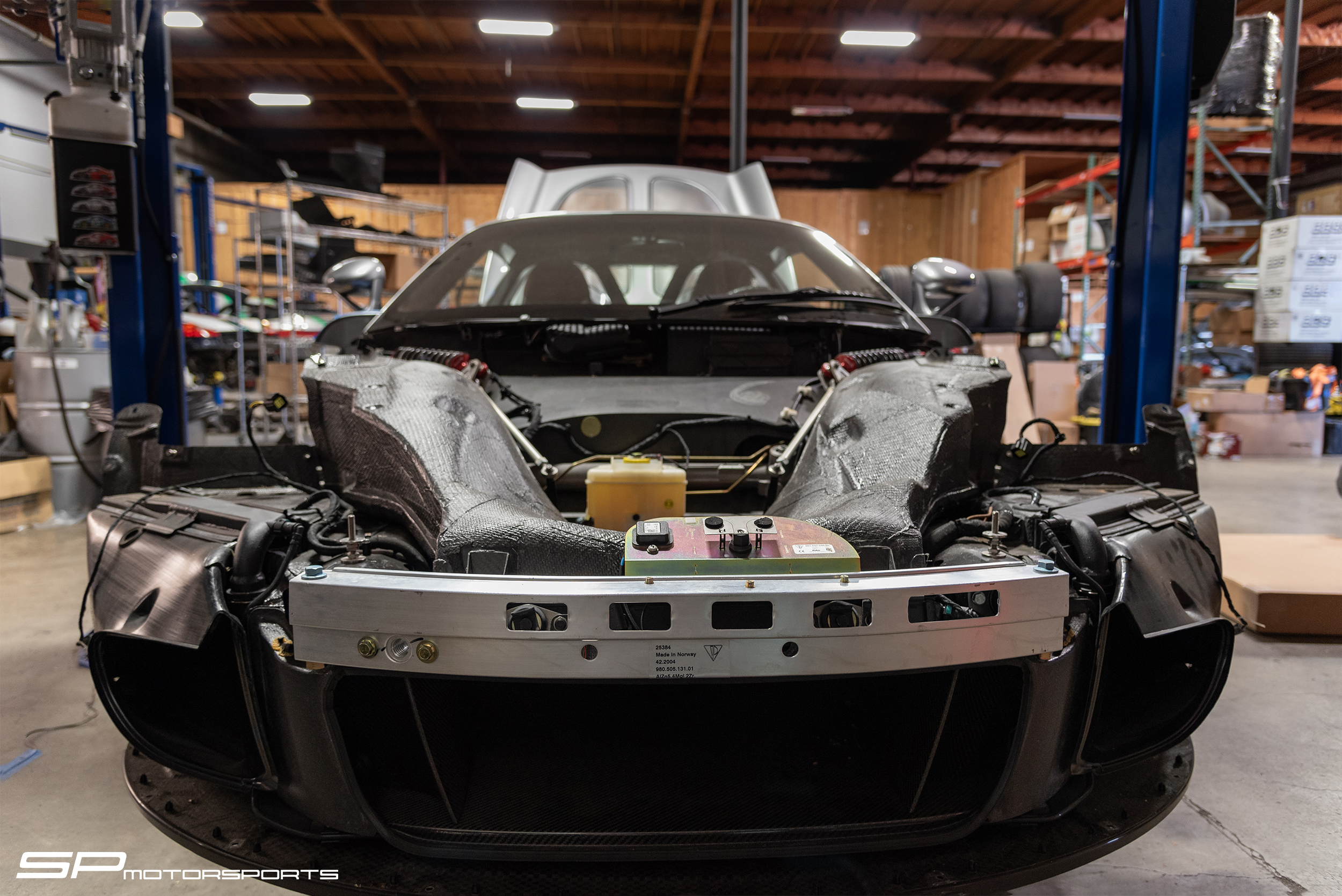 - Keeping your most prized possession road ready and safe can be daunting, we make it simple and easy. Our factory trained technicians ensure the highest quality of service whether is it a Carrera GT or a Macan.