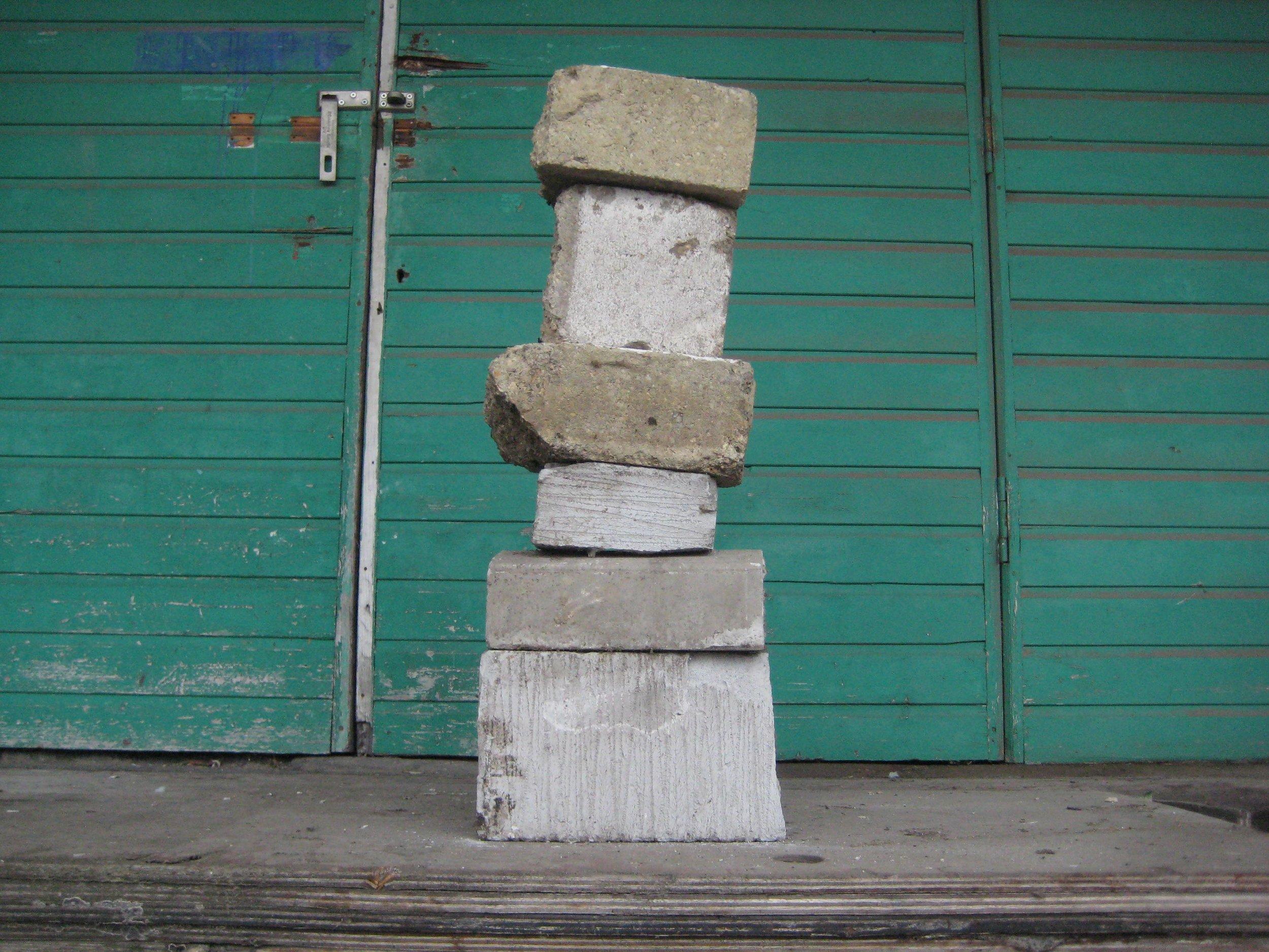 LXVIII Rubble sculpture 17 (adapted x 3).jpg
