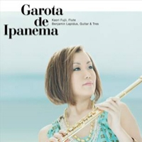 GAROTA DE IPANEMA   GRAMMY and Latin GRAMMY pre-nominated album. A collection of Brazilian standards with a cuban twist.