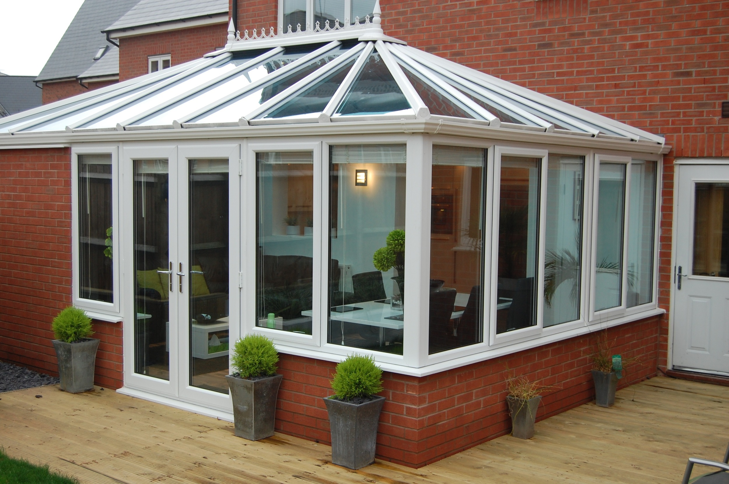 Conservatory cleaning   REQUEST A QUOTATION