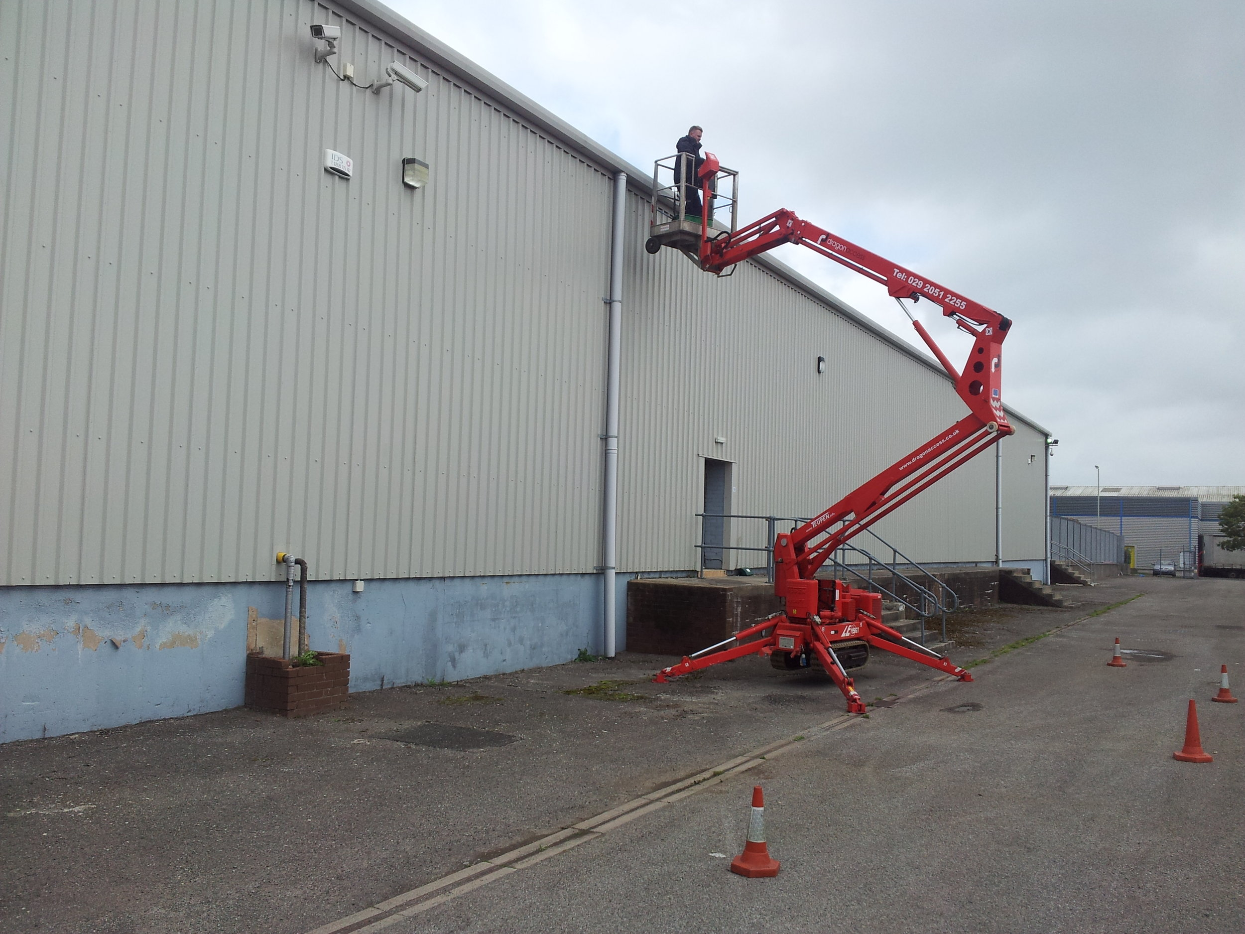 Commercial Gutter Clearance   REQUEST A QUOTATION