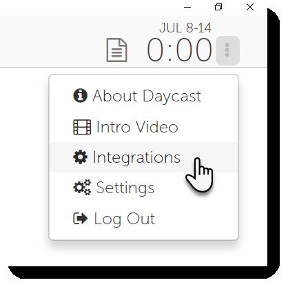 Daycast Office 365 Calendar Integration