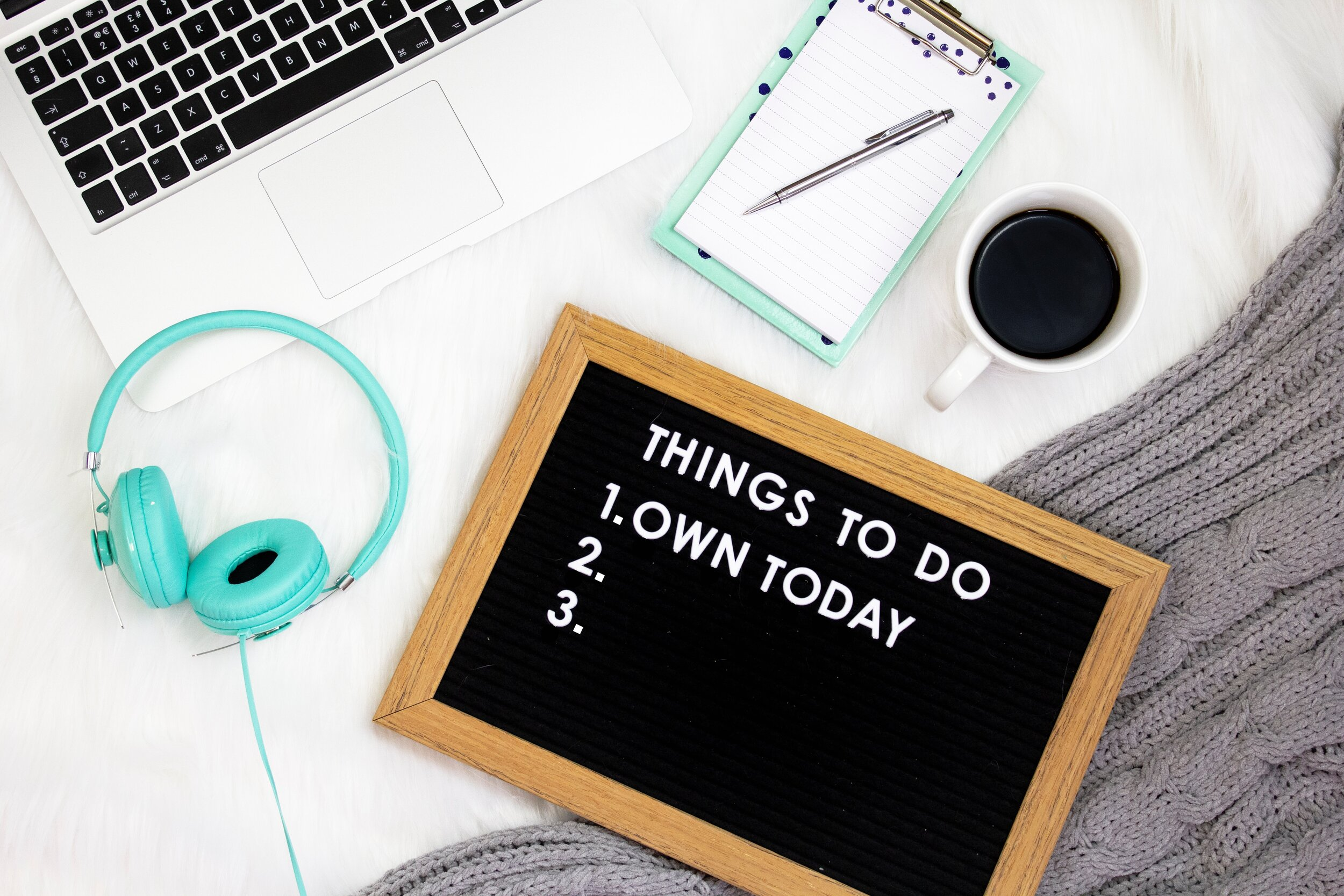 3 strategic ways to organize your task list and manage your to-dos