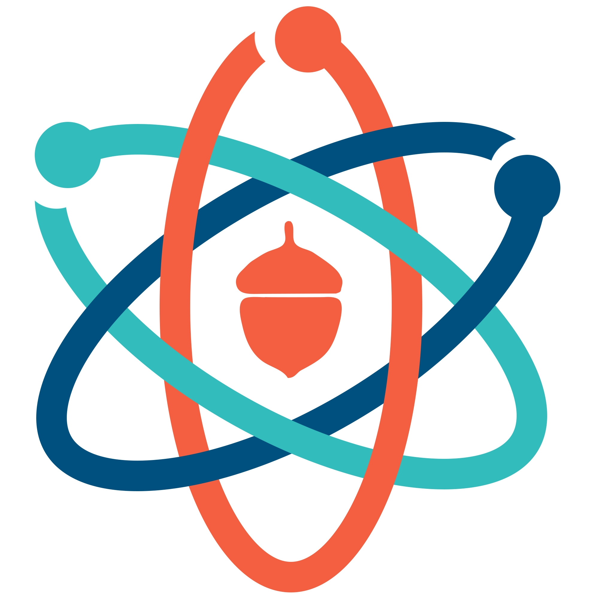Raleigh March For Science Acorn Logo