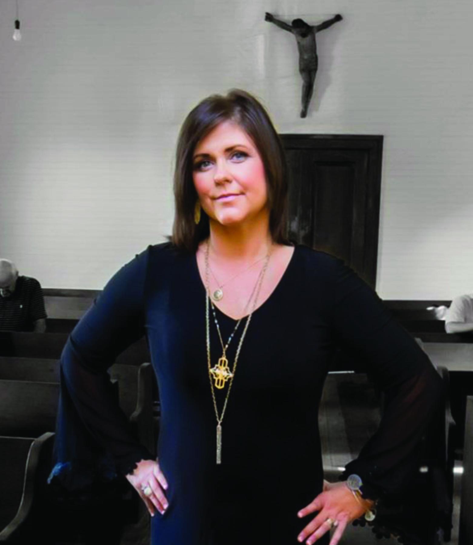 Lynn Cooper of Granville County released her debut Gospel/Christian album in December 2016