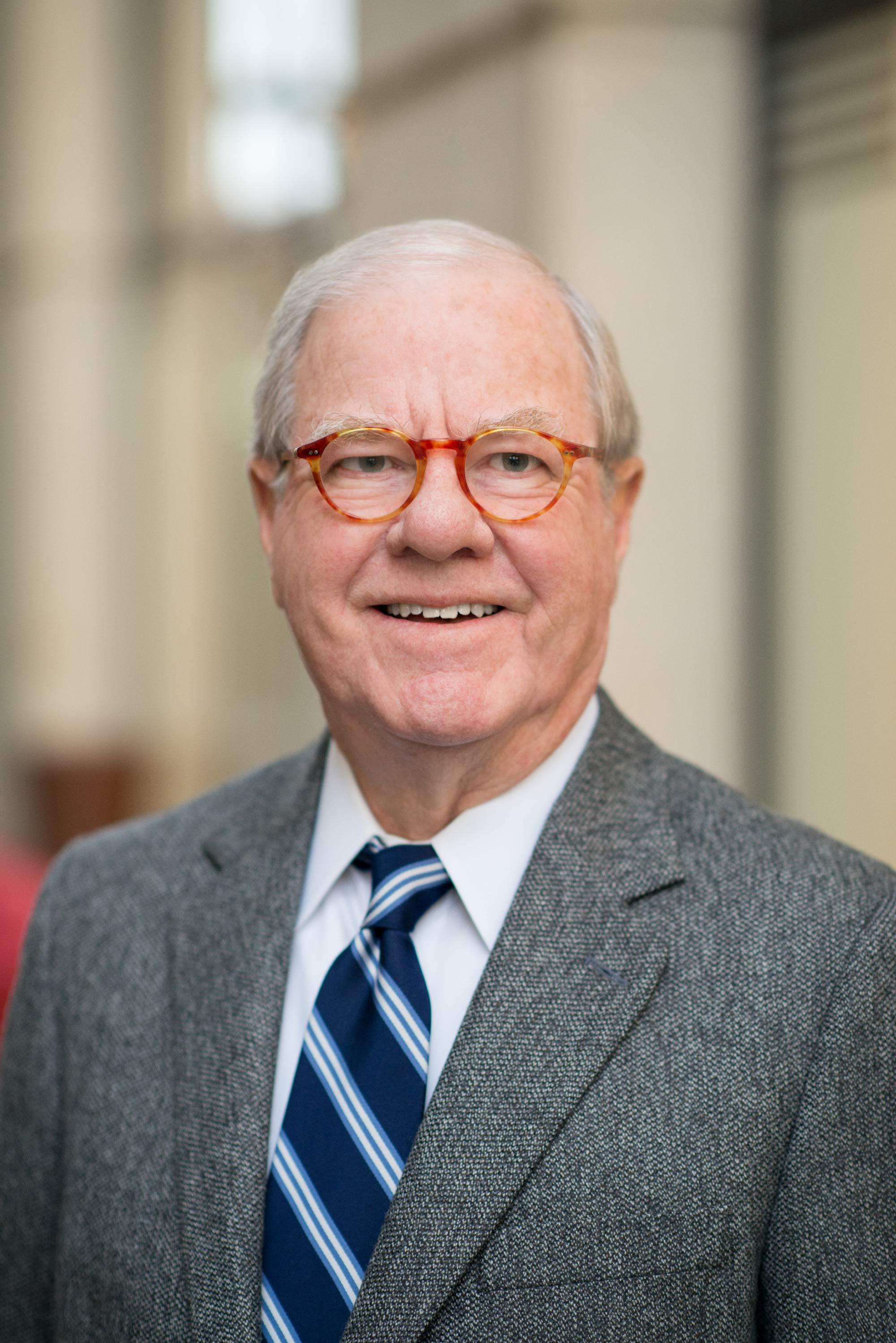 Lester V. Baum