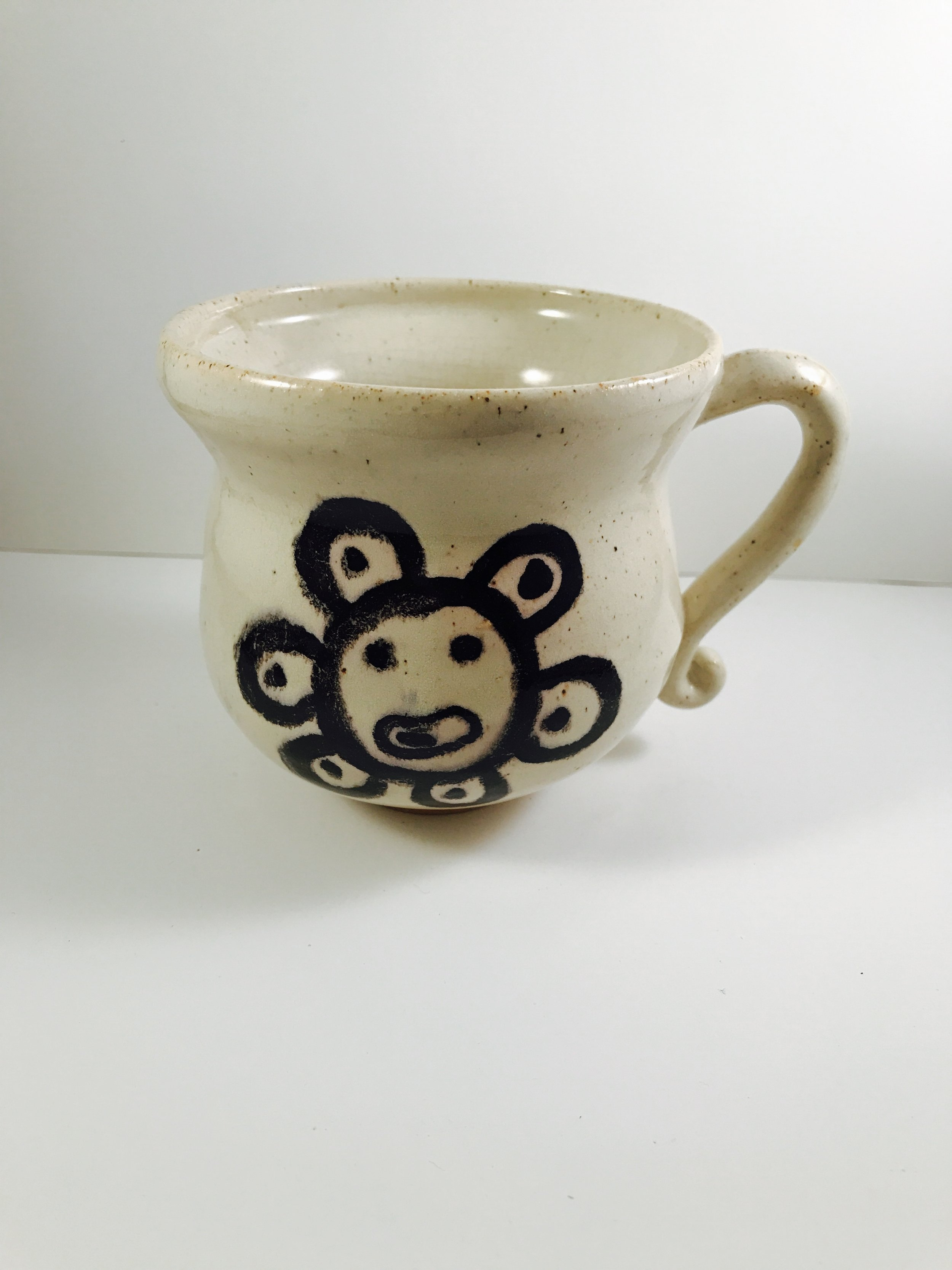 Taino Coffee Cup (Side 1)
