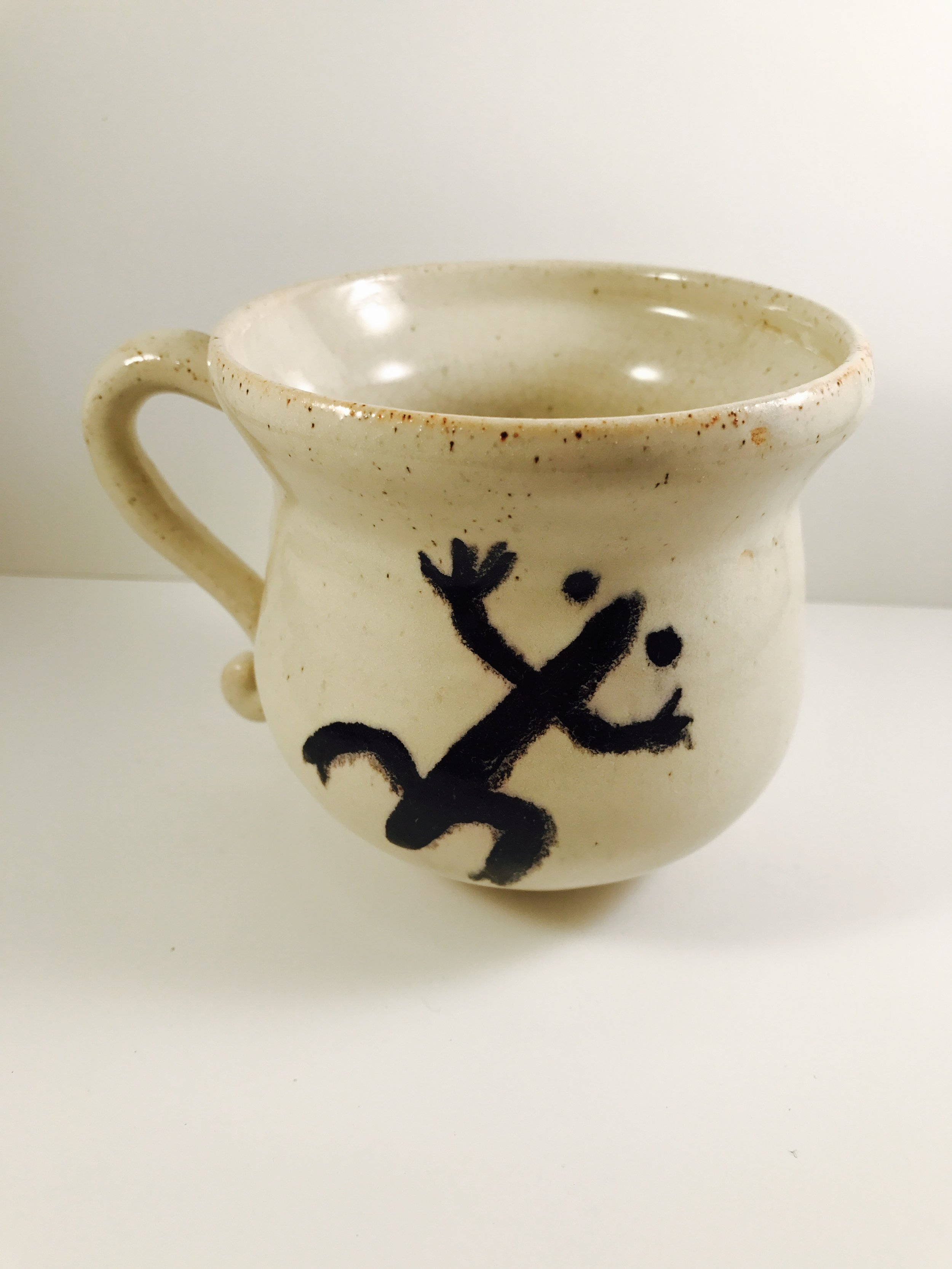 Taino Coffee Cup (Side 2)