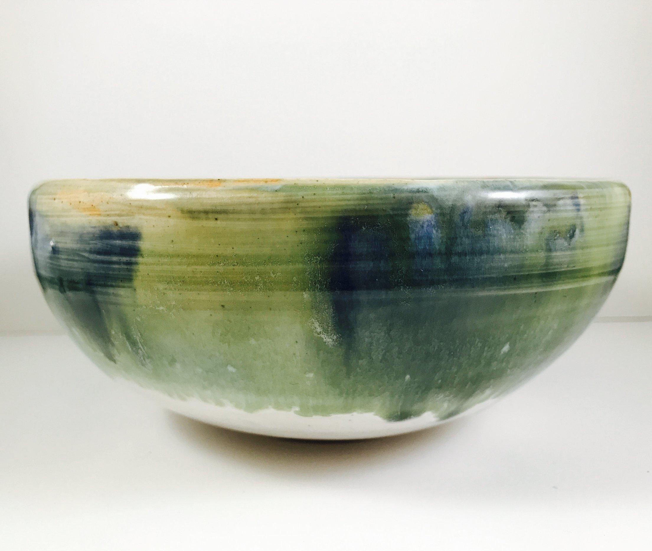 """Lilies - 5"""" Soup Bowl"""