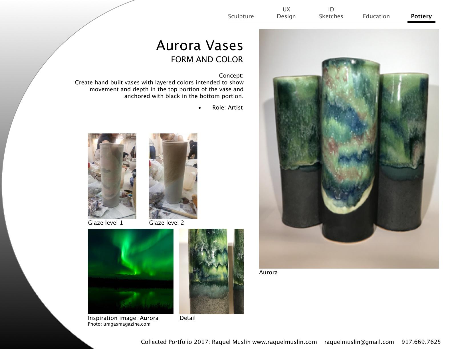 Pottery Hand Built Vases.jpg