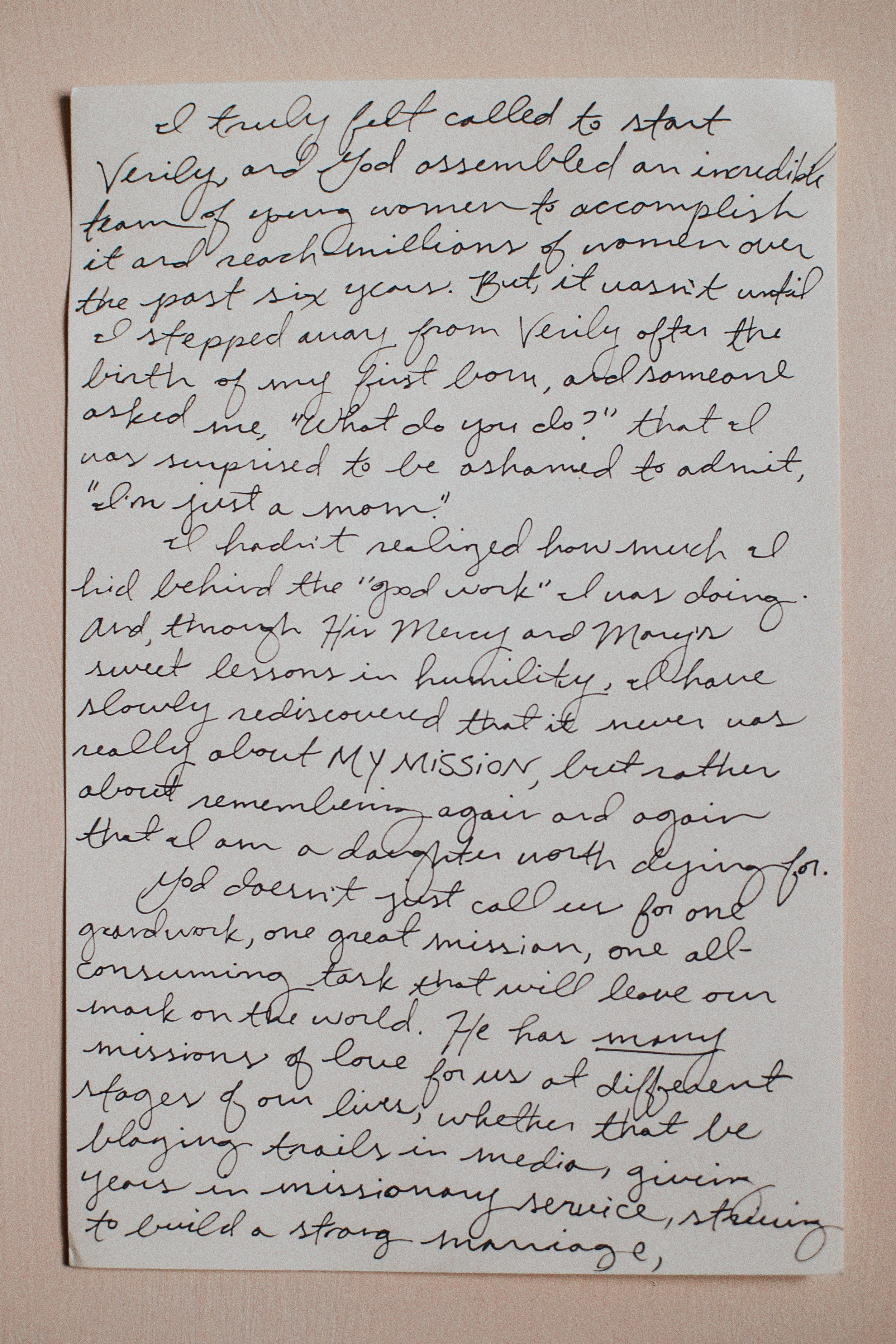 Janet Easter Letter to Women 3
