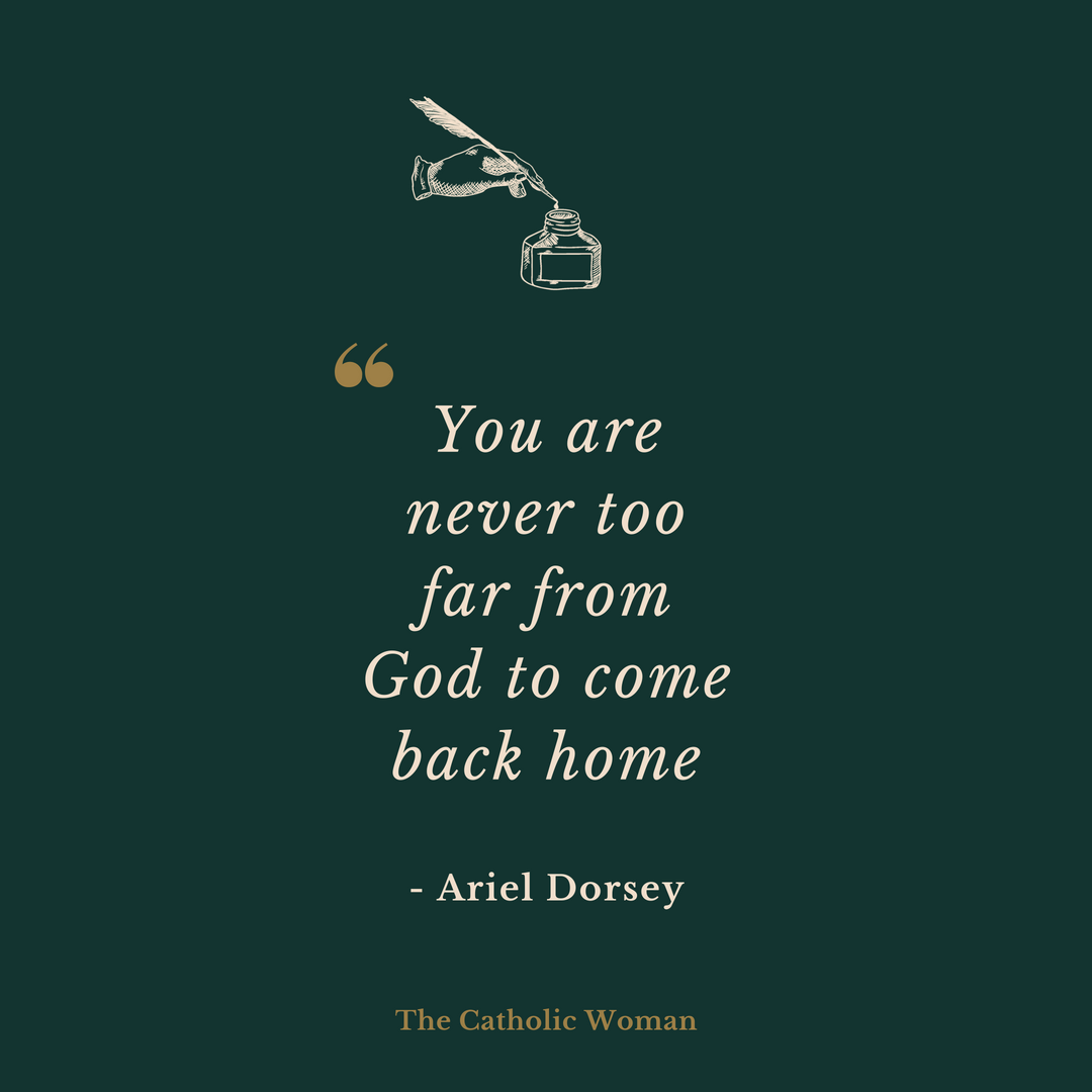 Ariel Dorsey The Catholic Woman