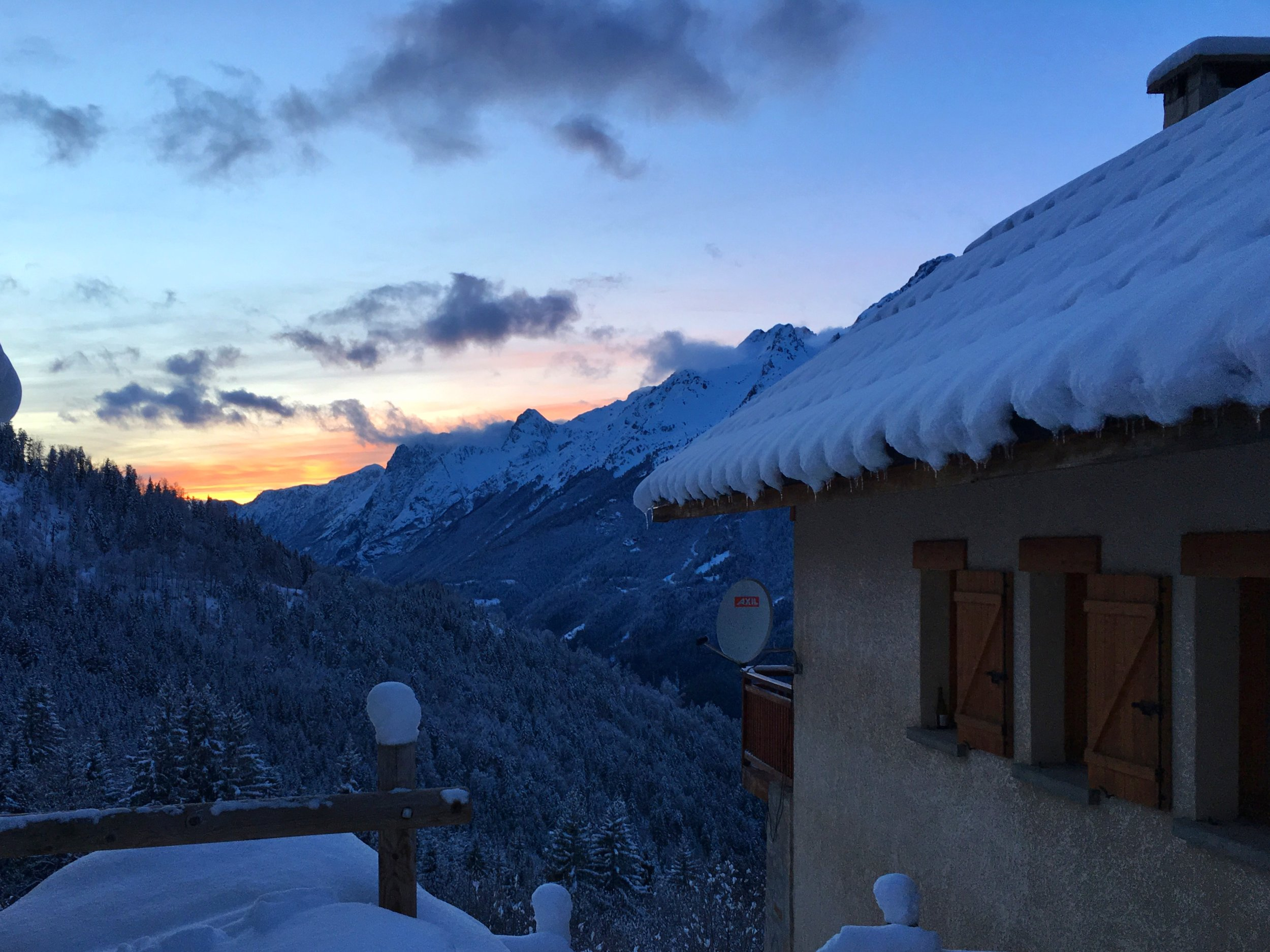 Our Chalets -