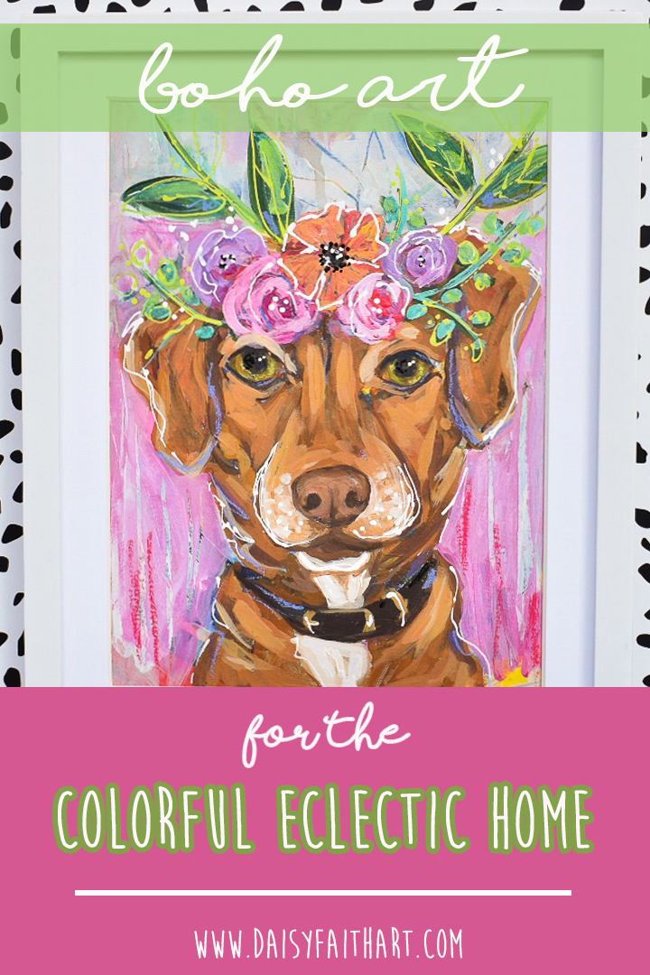 boho_dog_portrait_flowers_abstract_painting_pin1.jpg