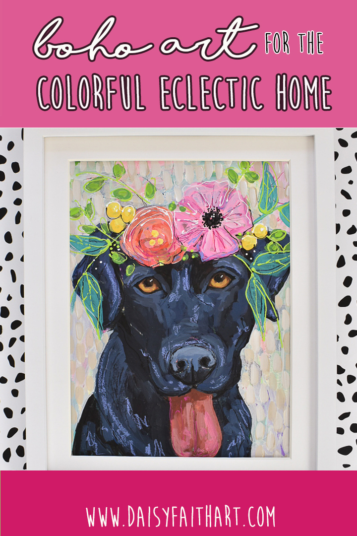 boho_dog_portrait_painting_flowercrown_blacklab_pin1.jpg