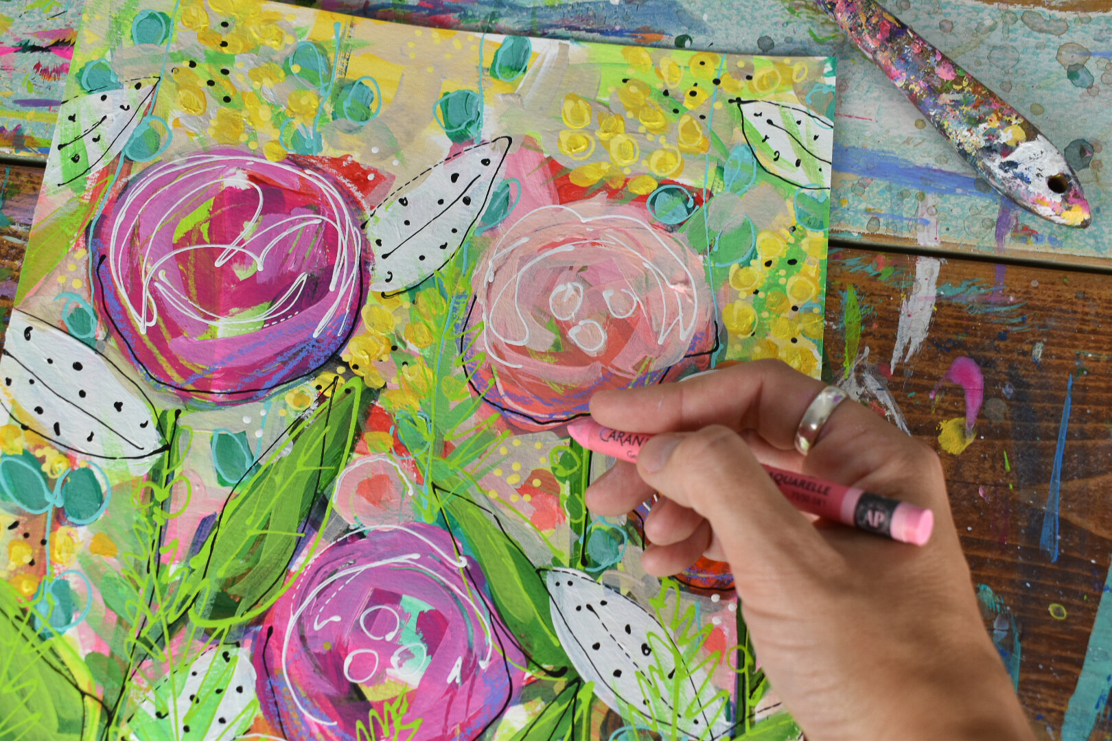 abstract_boho_flowers_painting_daisyfaithart_5.jpg