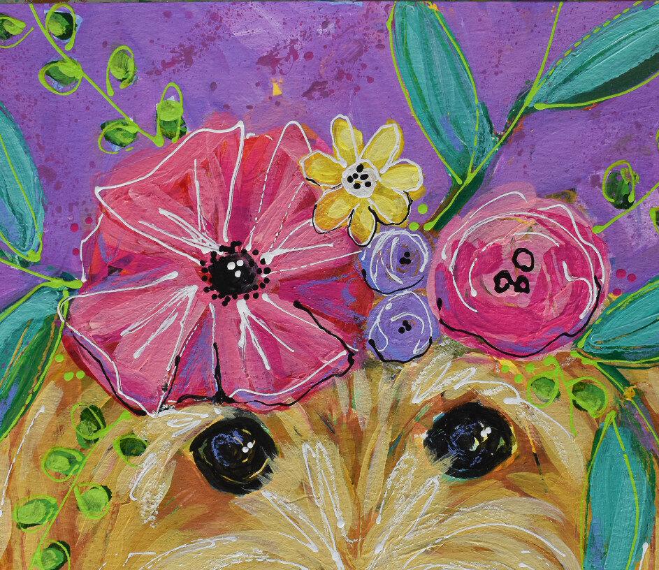 goldendoodle_petportrait_boho_flowercrown_daisyfaithart_6.jpg