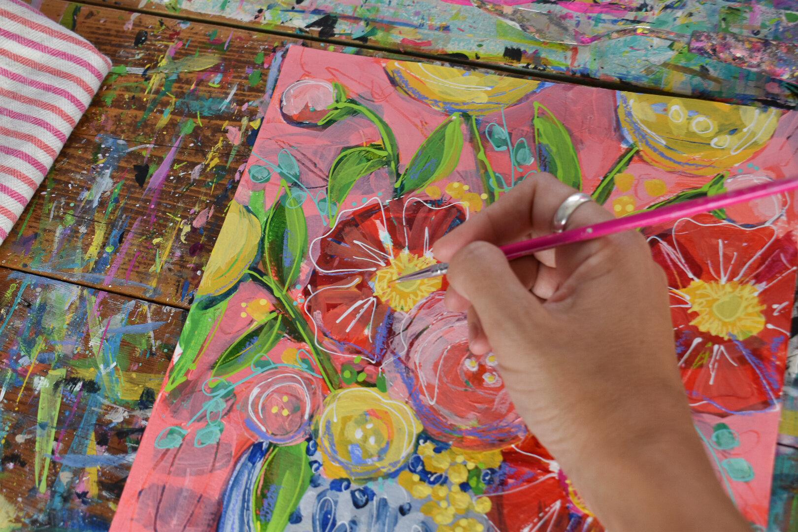 boho_flowers_painting_eclectic_art_chinoserie_daisyfaithart_5.jpg
