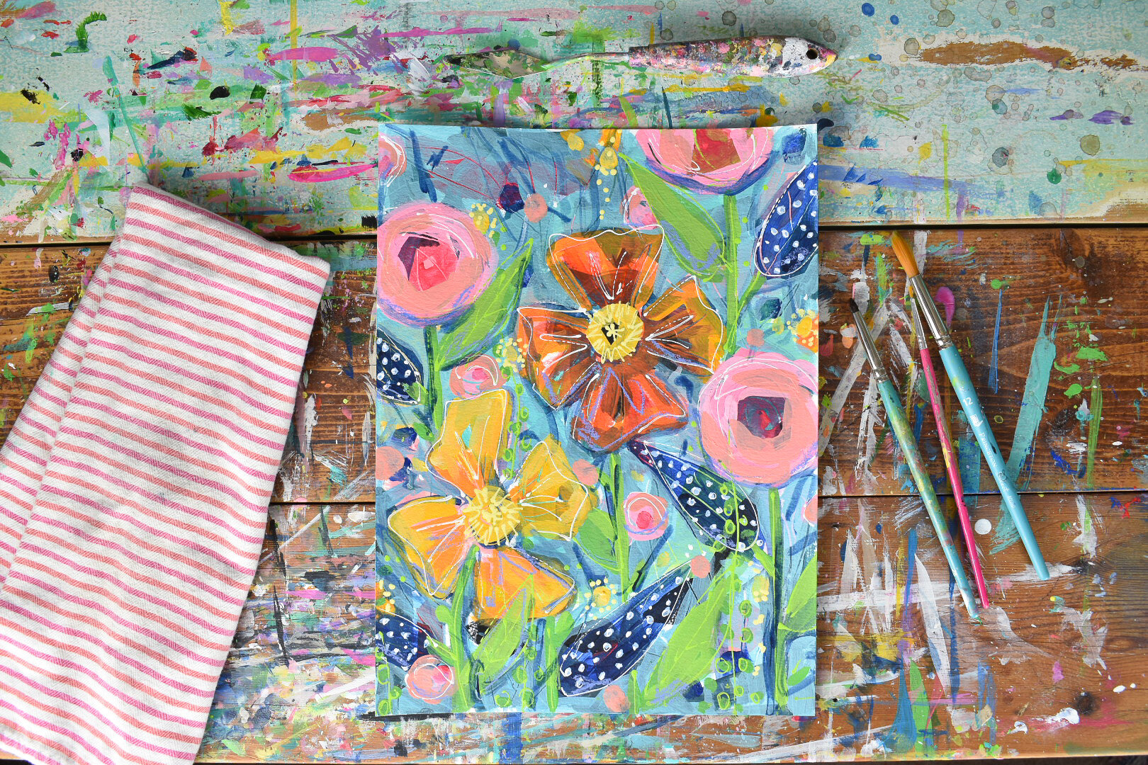 boho_flowers_abstract_daisyfaithart_painting_3.jpg