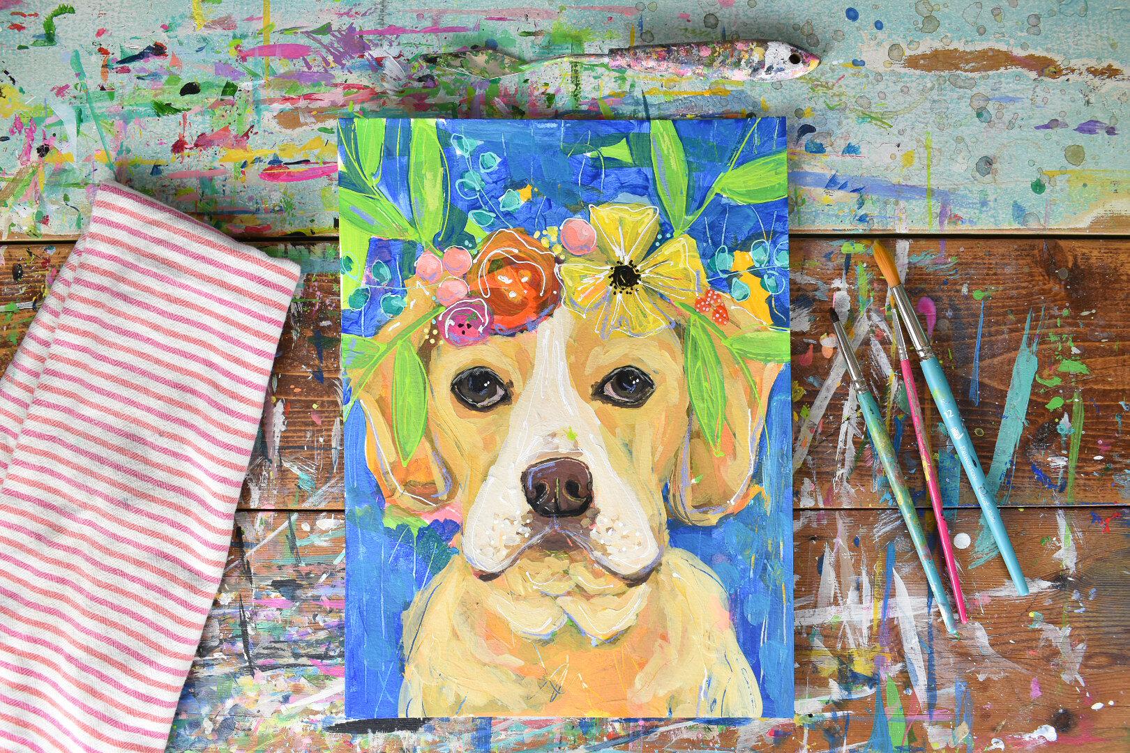 boho_yellowlabrador_flowercrown_daisyfaithart4.jpg