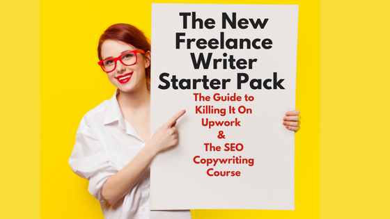 Everything You Need to Know to Win Jobs on   Upwork   & Launch Your SEO Copywriting Career!