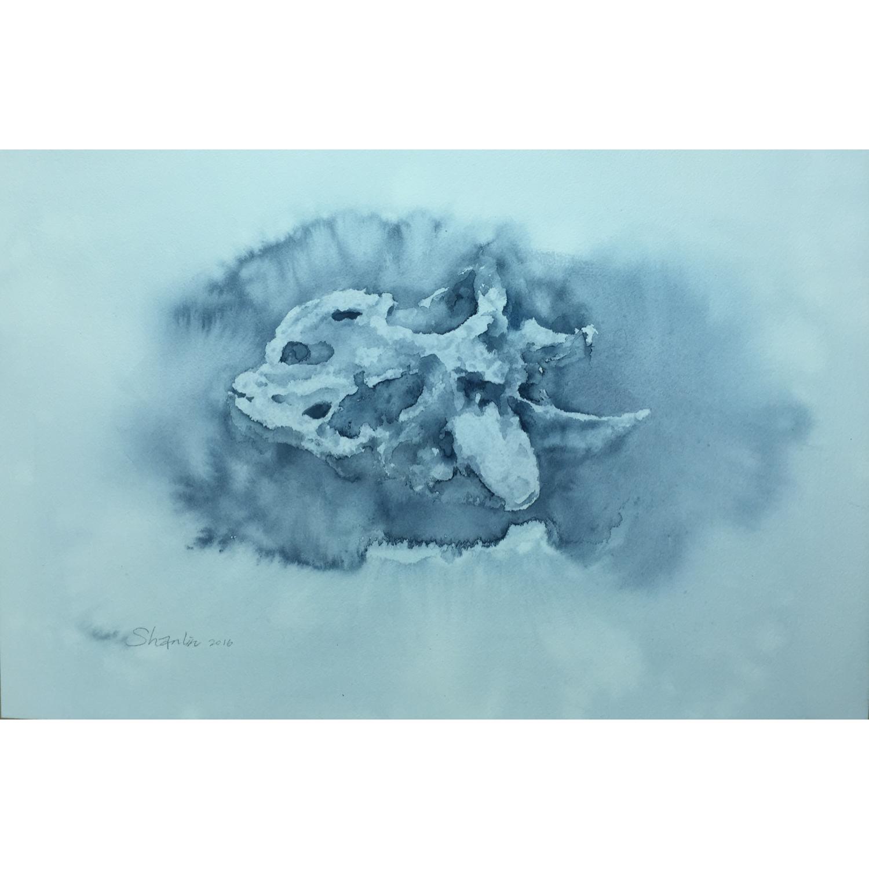 Still Life #3  (Contemporary Chinese Artist Shanlin Ye at Jim Kempner Fine Art)