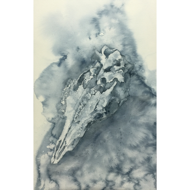 Still Life #5 (Contemporary Chinese Artist Shanlin Ye at Jim Kempner Fine Art)