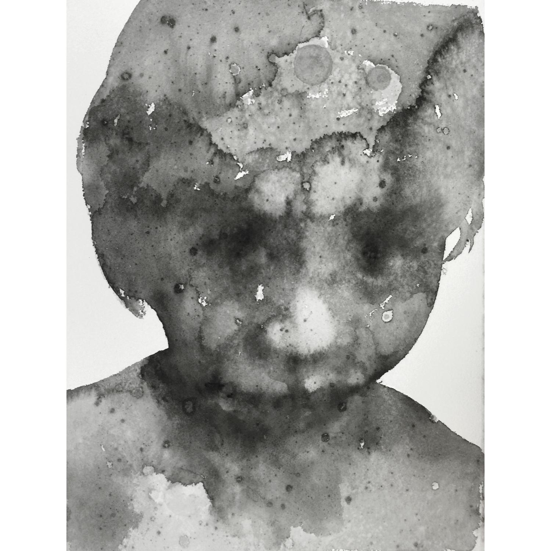 Zoe #2 (Contemporary Chinese Artist Shanlin Ye at Jim Kempner Fine Art)