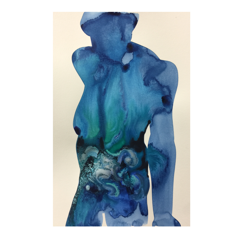 Shanlin Ye Body #7 (Contemporary Fine Art at Jim Kempner Fine Art)